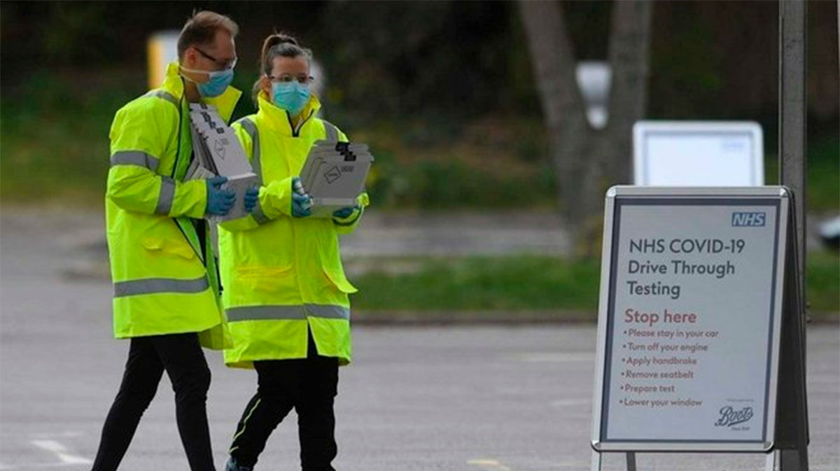 La salud de Boris Johnson mejora mientras el coronavirus se recrudece en Reino Unido