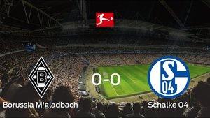 El Schalke 04 saca un punto al Borussia Monchengladbach a domicilio 0-0