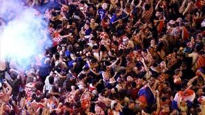 La selección croata personifica la ambición y el orgullo de todo su pequeño país