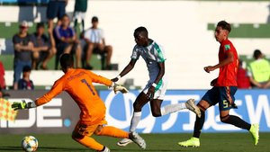 Senegal acortó distancias con este gol