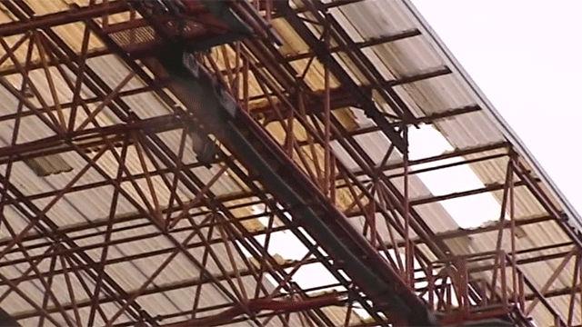 Suspendido el Deportivo-Betis por daños en cubiertas de Riazor