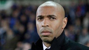 Thierry Henry no entrenará a los Ney York Red Bulls, según ha informado el propio club