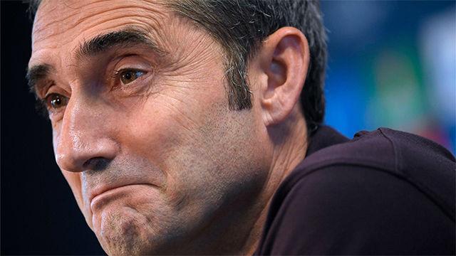 Valverde habló sobre el estado de forma de Jordi Alba y Umtiti