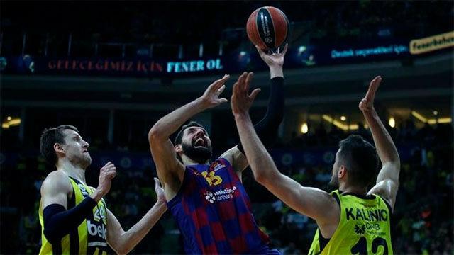 Vea el resumen de la victoria del Barça en Estambul con un pletórico Claver