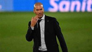 Zidane no quiso mojarse sobre quién será campeón