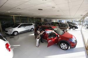 Concesionario de Renault Lancia en Sant Boi de Llobregat.