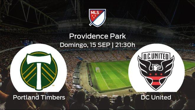 Jornada 37 de la Major League Soccer: previa del duelo Portland Timbers - DC United