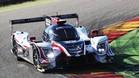 Alonso en su debut con el Ligier de Daytona