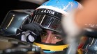 Alonso, este viernes en Abu Dhabi