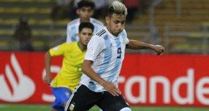 Argentina goleó 3-0 a Brasil y llegó al Hexagonal final