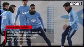 Así está la operación salida del Barça: Coutinho y Tobido, los protagonistas