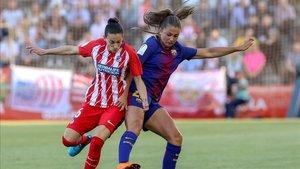 El Atlético-FCB en la final de la Copa de la Reina