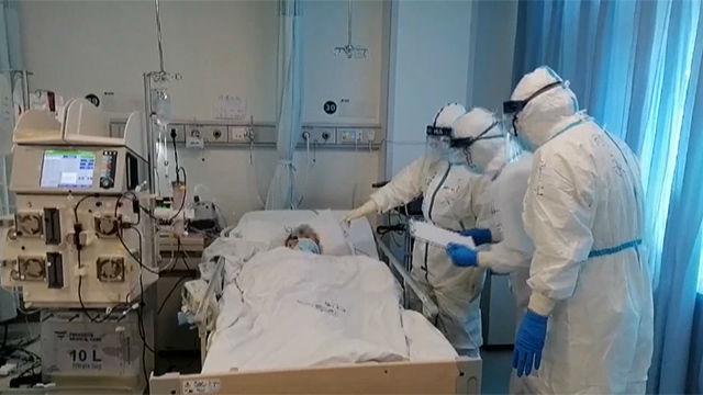 Aumentan a 2.004 los muertos entre 74.185 contagiados de coronavirus en China