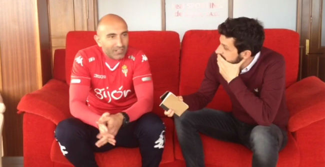 El avance de la entrevista con Abelardo