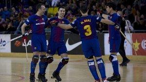 El Barça buscará un nuevo trinufo en el Palau