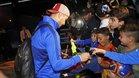 El Barça se encuentra en Vitoria para preparar el choque contra el Eibar