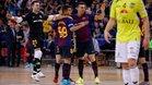 El Barça Lassa selló la primera plaza liguera antes del asalro a Europa