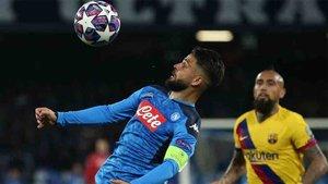 El Barça - Nápoles se puede celebrar con normalidad