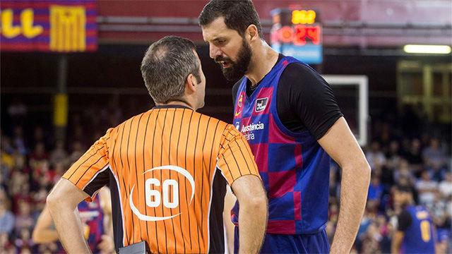 El Barça remonta al Valencia Basket con milagro final de Mirotic