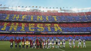 FC Barcelona, 1 - Real Sociedad, 0