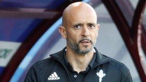 Cardoso, cesado tras la derrota contra el Eibar