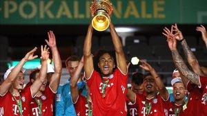 Con una notable ventaja en el marcador global, el Bayern Múnich tiene la mirada puesta sobre el triplete