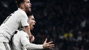 Cristiano Ronaldo lideró la clasificación de la Juventus con un triplete