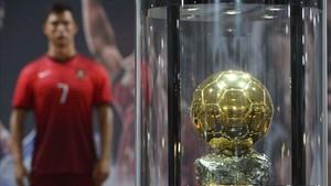 Cristiano Ronaldo ya tiene cuatro Balones de Oro
