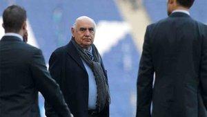 El delegado del Espanyol, José María Calzón, ha puesto su cargo a disposición