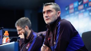 Ernesto Valverde ha hablado sobre el FC Barcelona - Real Madrid de este miércoles
