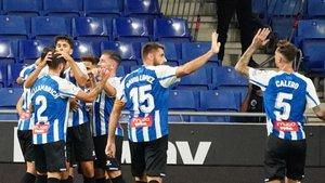 El Espanyol convenció en su estreno en Segunda