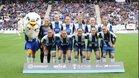 El Espanyol femenino batió un récord de público