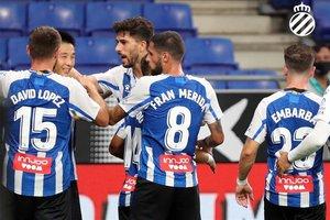 El Espanyol ha sido el club con mejor rendimiento de este inicio de campaña