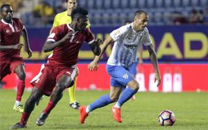 El exazulgrana Sandro consiguió un doblete en la semifinal del Carranza