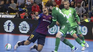 Gadeia, en las filas de Inter cara a cara con Ferrao