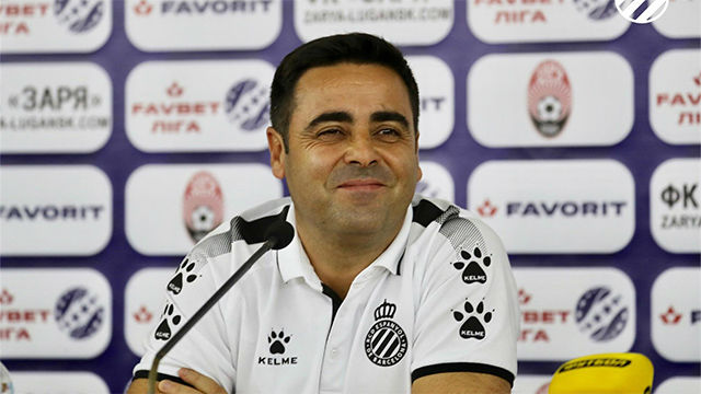 Gallego: El Espanyol ha dado un paso importante para competir mucho mejor