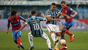 Gremio fue el equipo que mejor volvió del grupo tras la reanudación del torneo