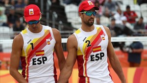 Herrera y Gavira, en una foto de archivo