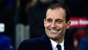 En Inglaterra apuntan que Allegri puede sustituir a Conte en el Chelsea