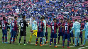 Levante 5 - FC Barcelona 4