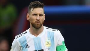 Lionel Messi no jugará los amistosos con la selección de Argentina ante Irak y Brasil