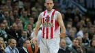 Lojeski ha jugado las últimas cuatro temporadas en Olympiacos