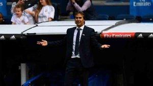 Lopetegui tiene las horas contadas en el Real Madrid