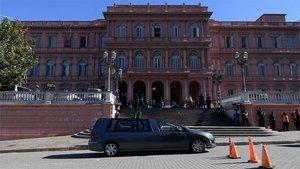 Maradona será enterrado en unos jardines lejos de Buenos Aires