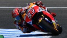 Marc Márquez admite que en el circuito de Jerez no suele disfrutar