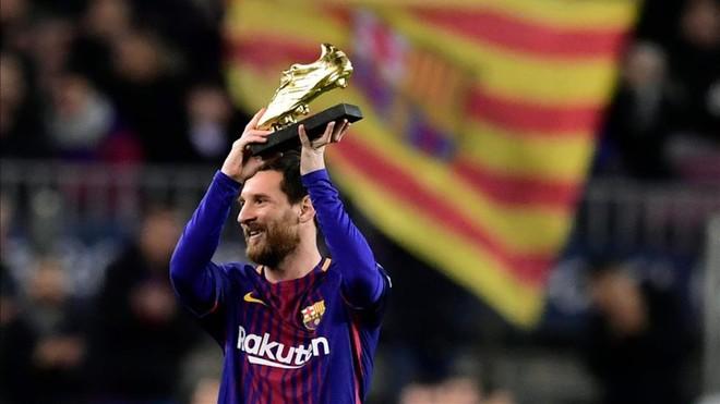 A Dios le pedimos menos que a Messi