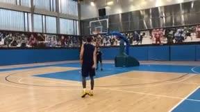 Mirotic comienza su preparación como jugador del FC Barcelona