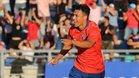 Morales anotó el único gol de Chile ante Brasil para el triunfo por el Sudamericano Sub 20
