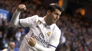 Morata ha logrado su objetivo y deja el Madrid