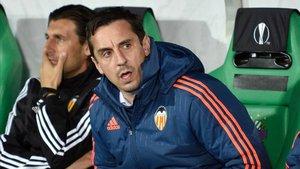 Neville, en su etapa valencianista